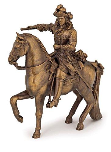 Papo 39709 - Figura de Luis XIV a Caballo