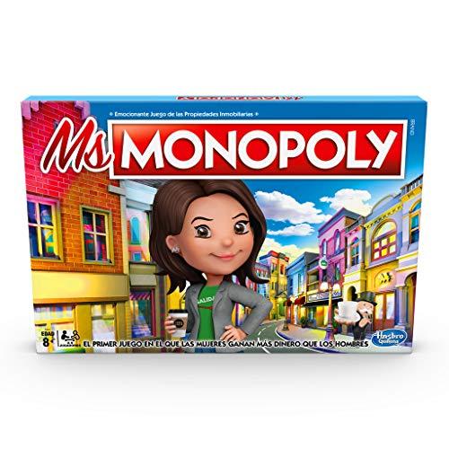 Hasbro Monopoly- Ms E8424105