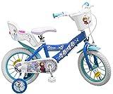Toimsa Disney Princess Frozen Vélo pour Enfant, 682