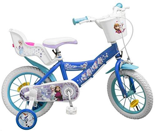Toimsa 682 Frozen, Bicicleta 14 Pulgadas
