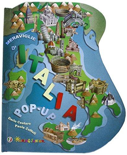 Meraviglie d'Italia. Libro pop-up (Divulgazione)