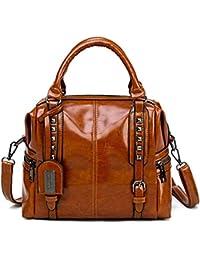 e88603286ccdb Niet Casual Tote Bag Frauen H Taschen PU Leder Frauen Crossbody Taschen  Luxus Damen Messenger Bags