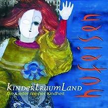 Kindertraumland - Die Lieder meiner Kindheit. Audio-CD . Für Blockflöte, Klavier, Akkordeon und Streichquartett