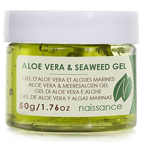 Gel de Aloe Vera y Algas Marinas - 50g
