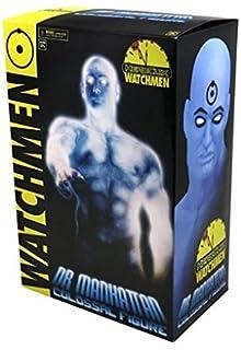 Manhattan Action Figure Variant DC Comics DEC080235 Watchmen Movie: Dr Translucent