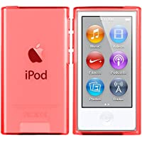 iPod Nano 7G Custodia - moodie Cover Case Silicone per Apple iPod Nano 7G - Rosso