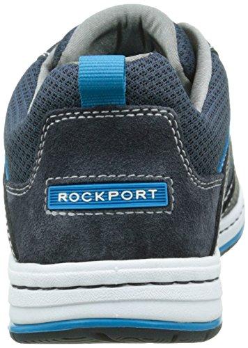 Rockport Blucher Mdgd, Baskets homme Bleu (Navy)