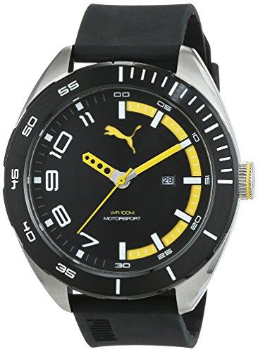 Puma Herren-Armbanduhr OCTANE II Analog Quarz PU103951002