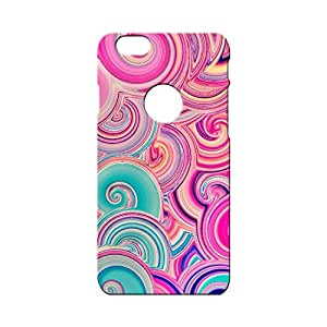 BLUEDIO Designer Printed Back case cover for Apple Iphone 6 (LOGO) - G3860