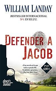 Defender a Jacob par William Landay
