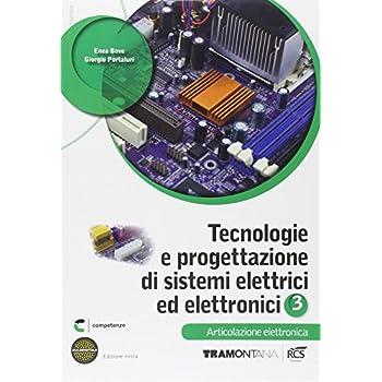 Tecnologie E Progettazione Di Sistemi Elettrici. Articolazione Elettronica. Per Le Scuole Superiori. Con Espansione Online: 3