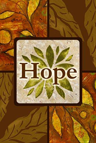Toland Home Garden Amber Hope Garden (Autumn Leaves Framed)