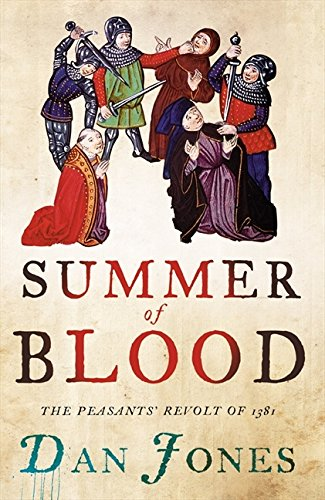 Summer Of Blood por Dan Jones