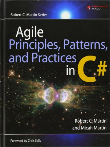 Agile Principles, Patterns, and Practices in C (Robert C. Martin)