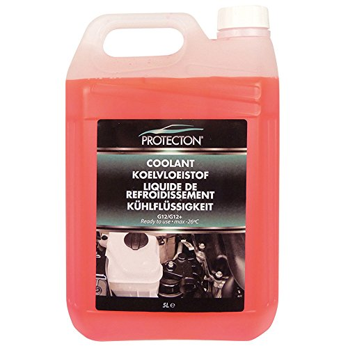 Protecton 1890910 Coolant, 5 Liters Test
