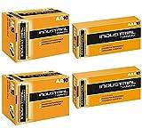 Duracell AAA und AA Industrie Batterie–je 20 Stück, Orange