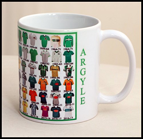 plymouth-argyle-mug-plymouth-shirt-history-mug-ceramic-mug-football-mug-shirts-through-the-ages