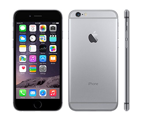 "TIM iPhone 6 Single SIM 4G 32GB Grey - Smartphones (11.9 cm (4.7""), 32 GB, 8 MP, iOS, 10, Grey)"