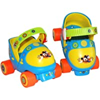 Mickey Mouse J100016 - Patines infantiles ajustables