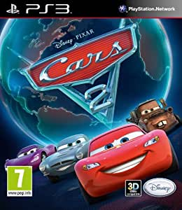 Cars 2 (PS3): Amazon.co.uk: PC & Video Games
