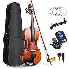 Vangoa 4 4 Geige Akustische für