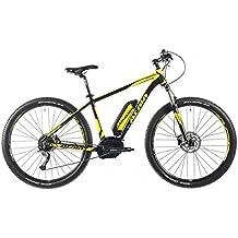 Atala - Bicicleta de montaña eléctrica, rueda de 29 pulgadas de diámetro, 9 velocidades