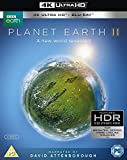 Locandina David Attenborough Planet Earth Ii (4 Dvd) [Edizione: Regno Unito]