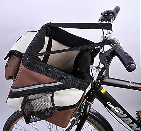 Chihuahua Sac - Pettom Siège Panier de Vélo Sac de