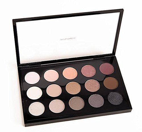 MAC Palette Eye Shadow x15 Cool Neutral by M.A.C (Lidschatten Mac)