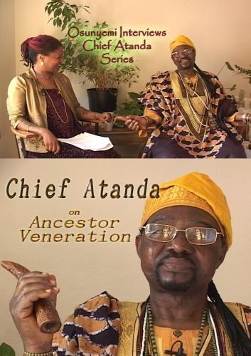 Ancestor Veneration by Valeria Watson-Doost
