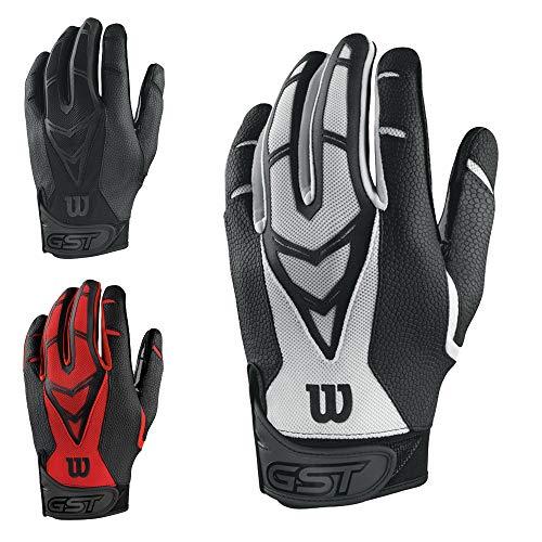 Wilson GST Skill American Football Receiver Handschuhe