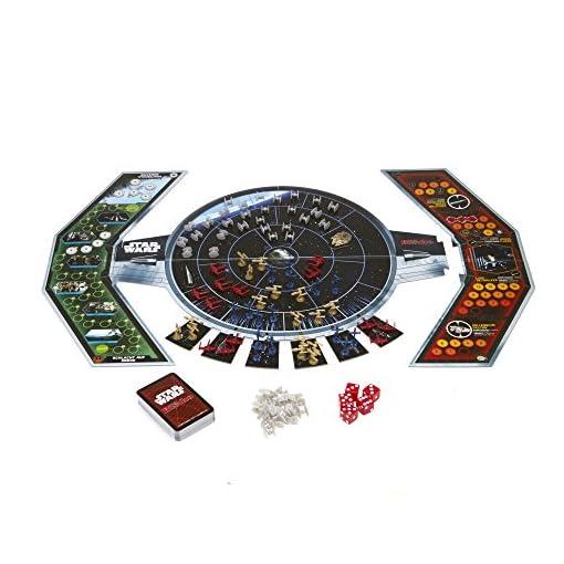 Hasbro-Spiele-B2355100-Star-Wars-Risiko-Strategiespiel