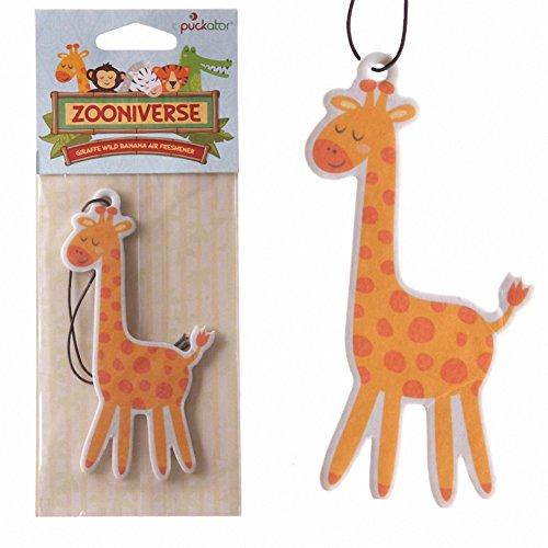 Preisvergleich Produktbild Fun Lufterfrischer, Duft-Giraffe, Farbe: Banane/Banana