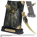 Noble Collection Basilisk Fang and Tom Riddle Diary Sculpture