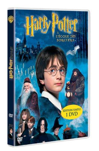 Harry Potter à l'école des sorciers...vol.1 |