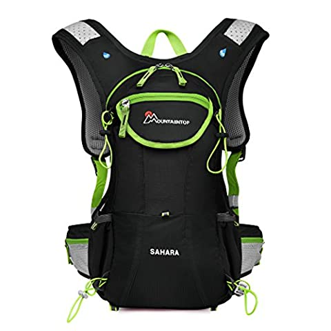 Mountaintop Hydration Bike backpack, 41x20.6x6 cm