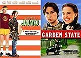 Off Beat Coming Of Age Dark Comedies: JUNO & Garden State Double Feature DVD Bundle