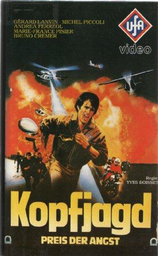 Bild von Kopfjagd - Preis der Angst [VHS]