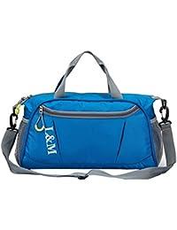 8cf0ad055 Pleasant Place - Bolsa de gimnasio, compartimentos seco y mojado, bolsa de  natación, impermeable, deporte, bolsa…