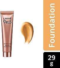 Lakme 9 to 5 Weightless Mousse Foundation, Beige Vanilla, 29g