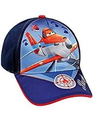 Planes 2200000259 - Gorra Basic para niños, color fucsia, talla única