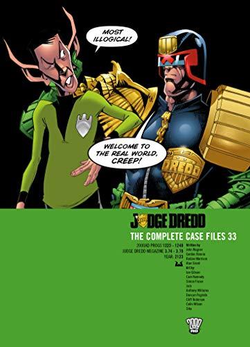 Judge Dredd: The Complete Case Files 33 (English Edition)