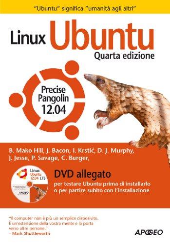 Linux Ubuntu 12.4. Con DVD-ROM