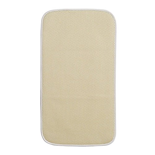 interdesign-idry-mini-kitchen-countertop-absorbent-drying-mat-wheat-ivory