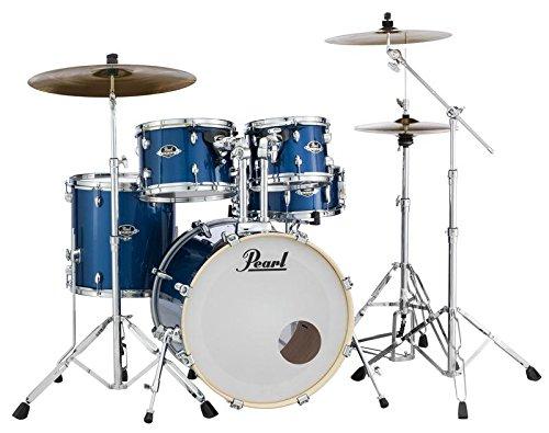 PEARL EXPLATZ 5-tlg. Schlagzeug-Set mit 830-Series Hardware Pack, GRINDSTONE SPARKLE Zoll EXX705N/C708 -