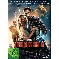 Iron Man 3 (Steelbook) [Limited Edition] [2 DVDs]