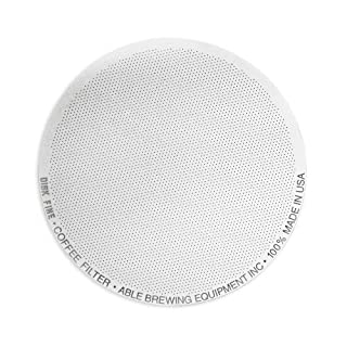 Able Brewing Disk Fine Stainless Steel Filter for Aeropress Coffee Makers