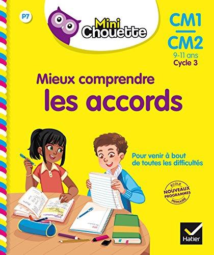 Mini Chouette - Mieux comprendre les accords CM1/CM2 par Lou Lecacheur