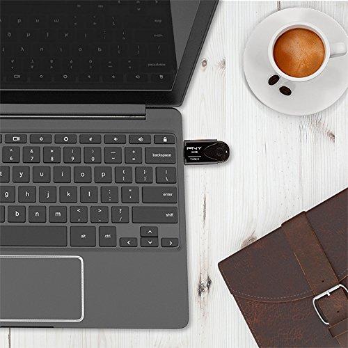 Pny Elite USB 3.1 32GB Pen Drive (Black)