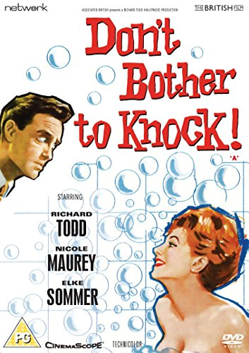 Don't Bother To Knock [DVD] [UK Import]